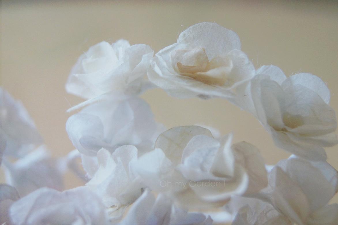 Couronne mariée blanc ecru