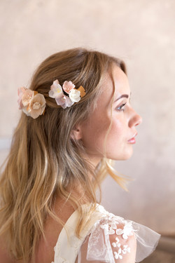 Accessoires coiffure mariage chic