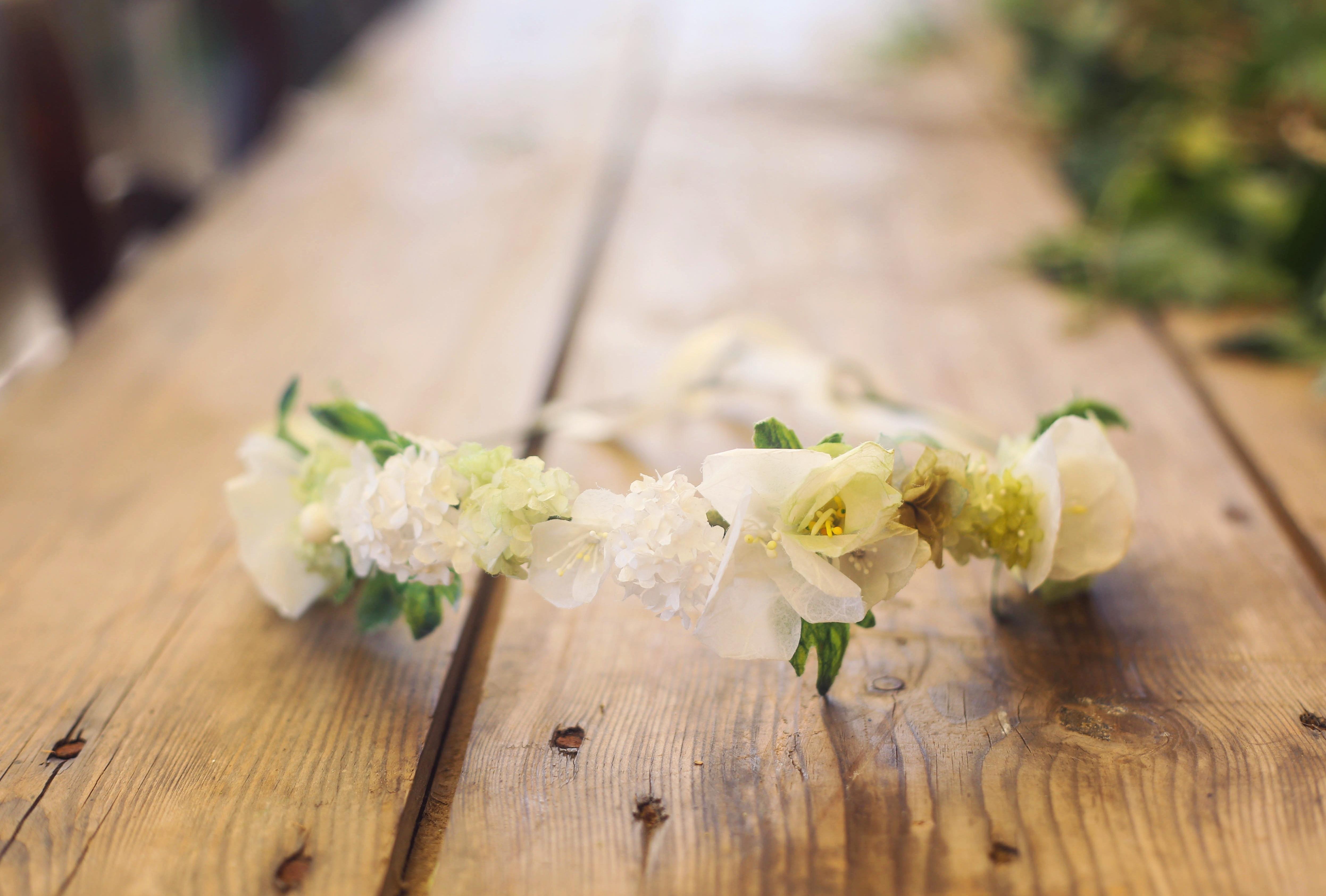 Boules de neige roses lisianthus