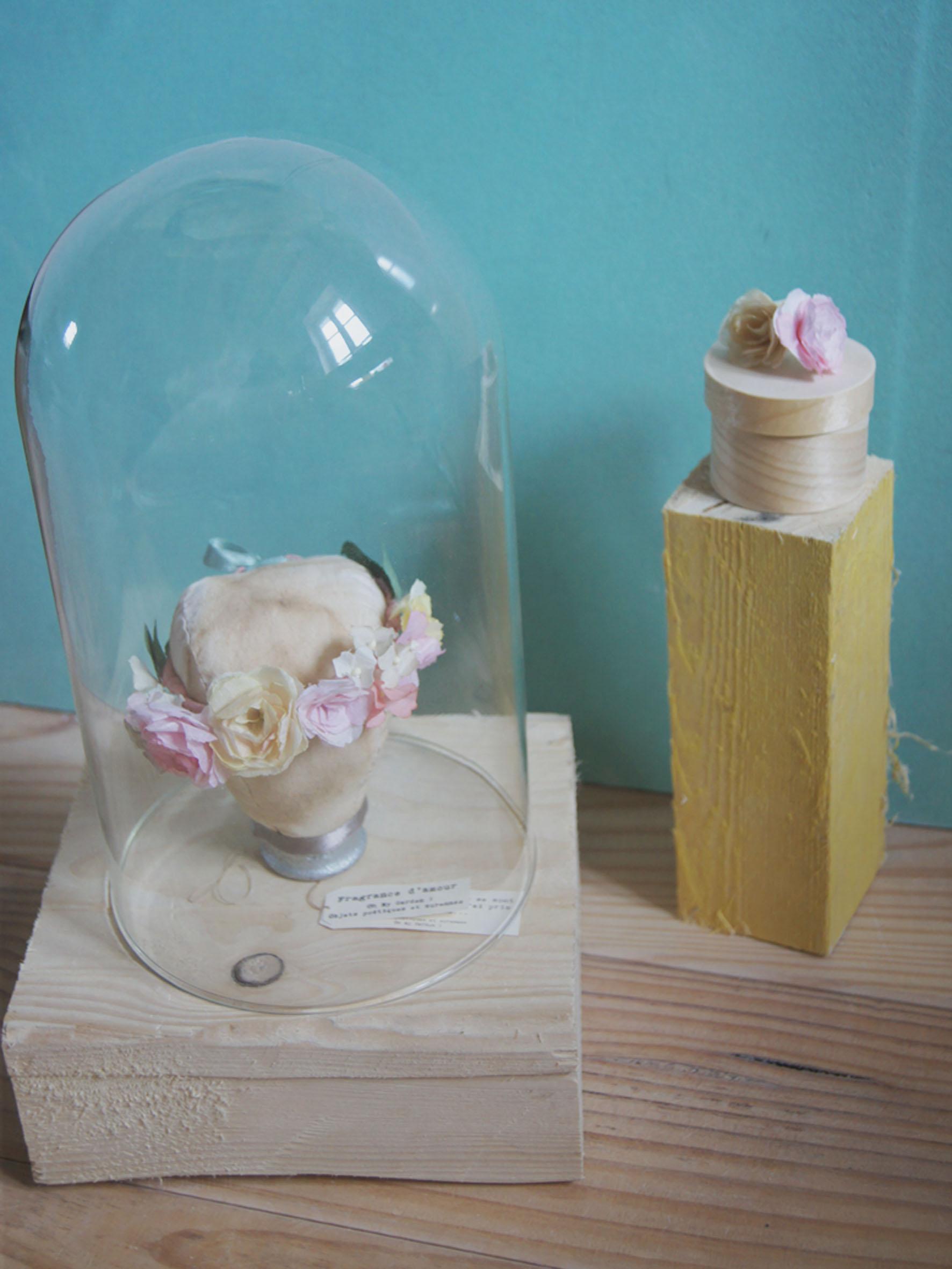 Couronne mariée miniature