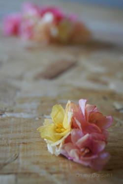 Boutonnière fleurs bohème - Wedding