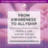 http://awarenesstoallyship.eventbrite.com
