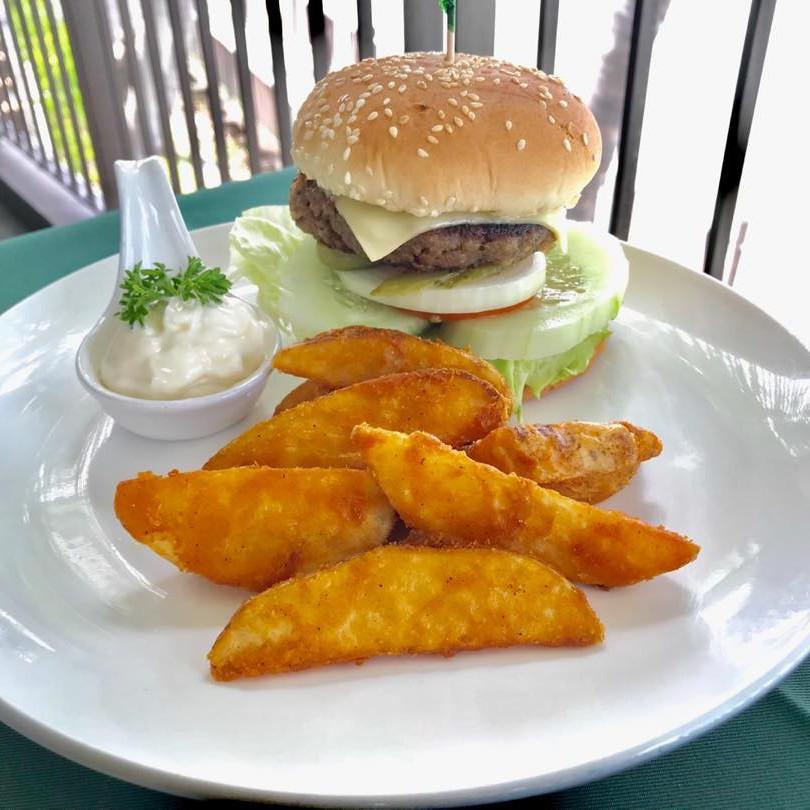 Home-Made Hamburger