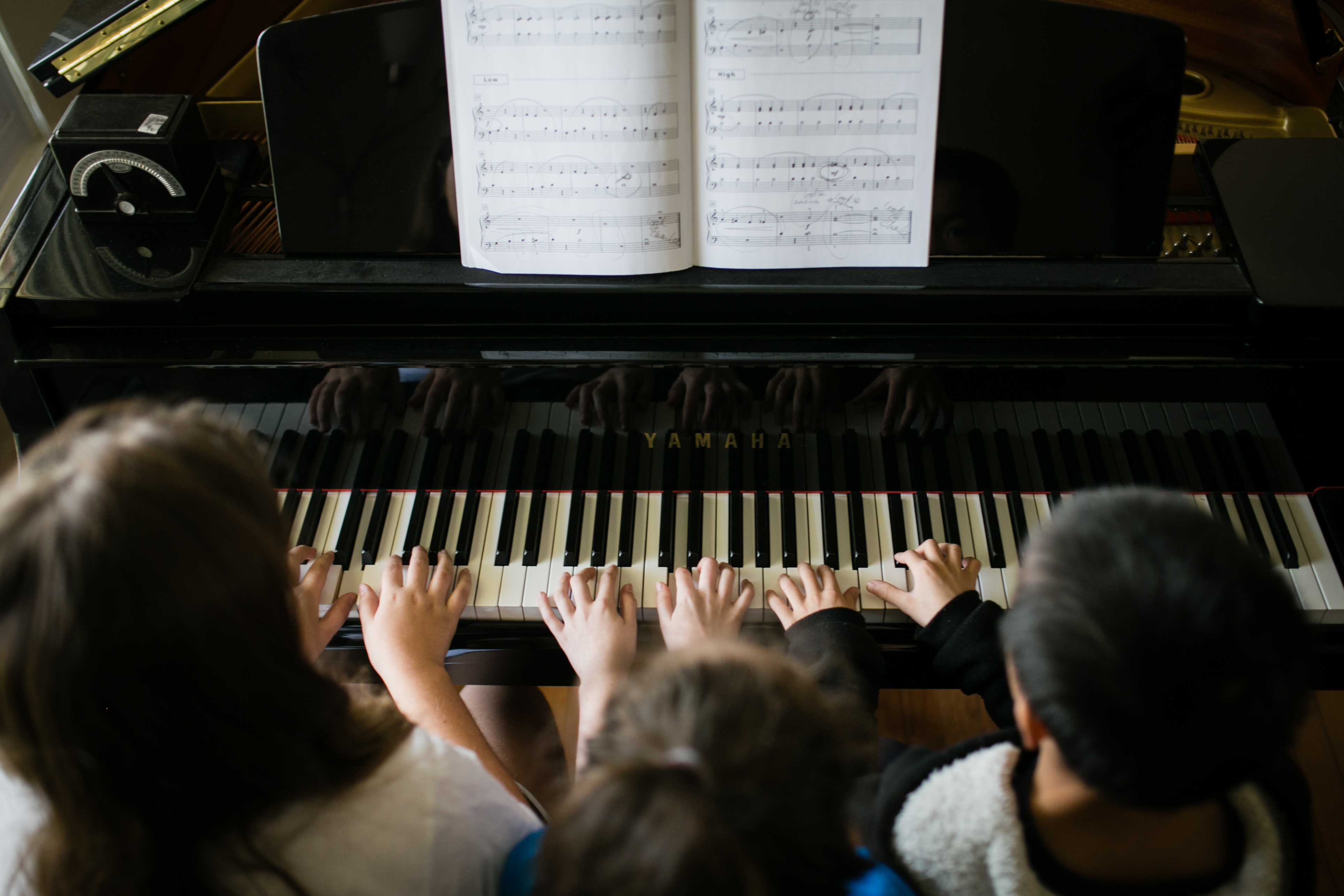 Great Falls Music Studio, Piano Lessons, Sterling