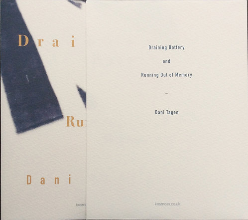 Draining Battery and Running out of Memory | Catalogue | Limited Edition