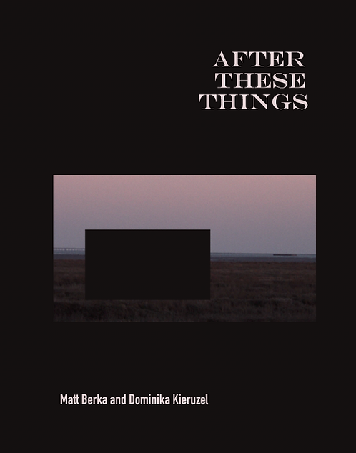 After These Things | Catalogue | Limited Edition