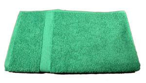 Terry Cloth, Low Pile Cotton Deluxe Towel