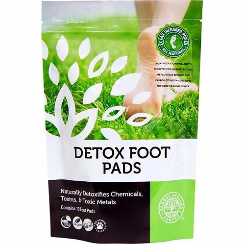 Detox Foot Pads 10 pads