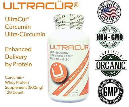 UltraCur Bio-Available Curcumin 60 Capsules