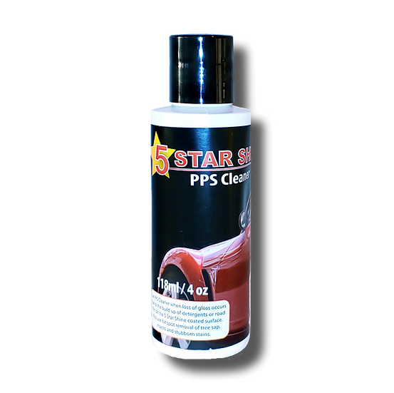PPS CLEANER WITH APPLICATOR AND TOWEL