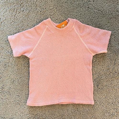 Frottee Shirt • Größe 86