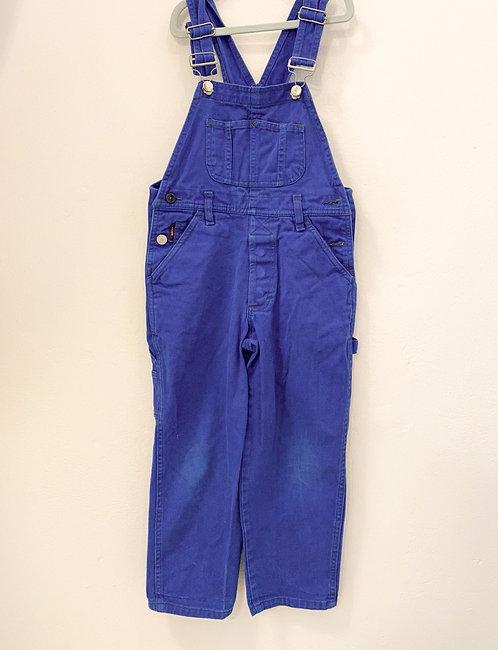 Blaue Latzhose • Größe 128