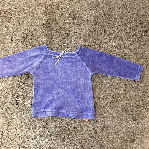 Samt Pullover • Größe 68/74