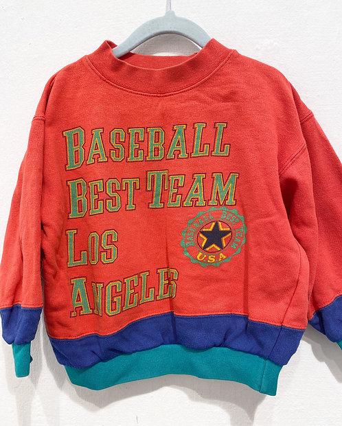 College Sweater • Größe 92/98