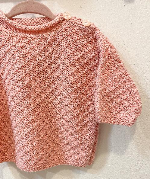 Handmade Wollpullover• Größe 56/62