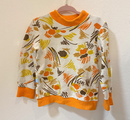 Frottee Sweater • Gr. 80/86