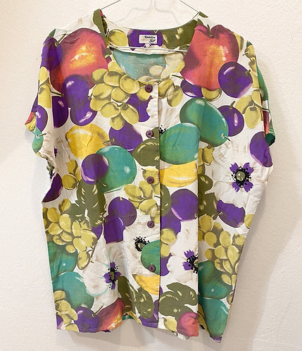 Fruity Bluse