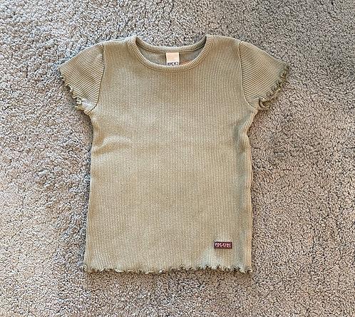 Mint farbenes Rip Shirt • Gr. 92