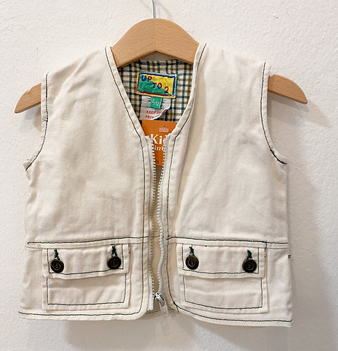 Jeans Gilet • Größe 68-80