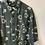 Thumbnail: Green Crazy Pattern Hemd