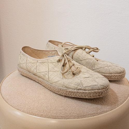 Baumwoll Sneaker