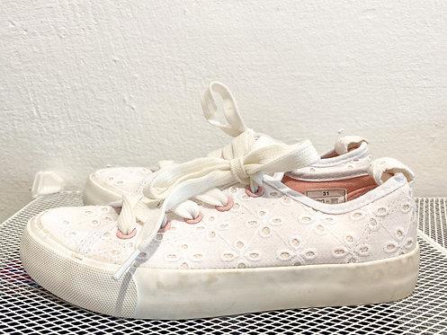Baumwollsneaker - Größe 31
