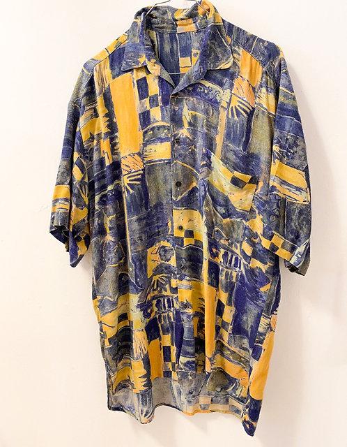 Crazy Pattern Hemd