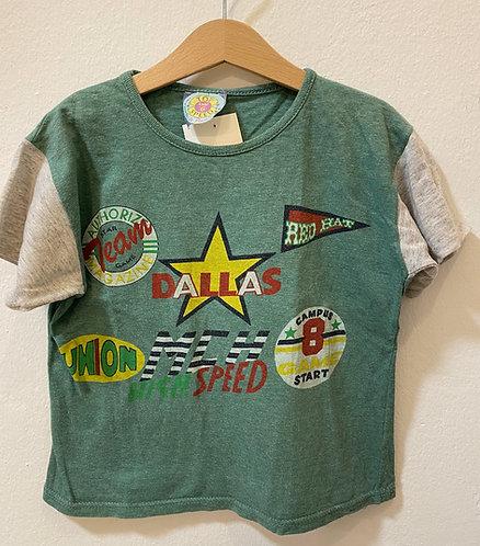 Dallas Team Shirt • Gr. 116/122