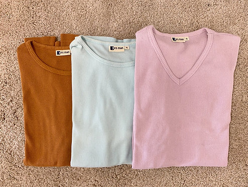 Rip Shirt - different colors