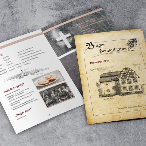 Burger Heimatblätter 2020