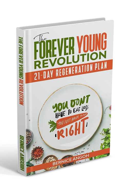 THE FOREVER YOUNG REVOLUTION