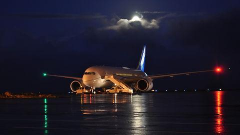 lights-night-vehicle-airplane-aircraft-B