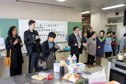 Visit to the Community Centre in Motomachi Community-2