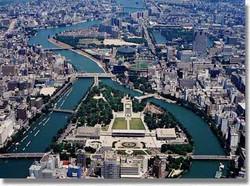 Hiroshima with River Ota