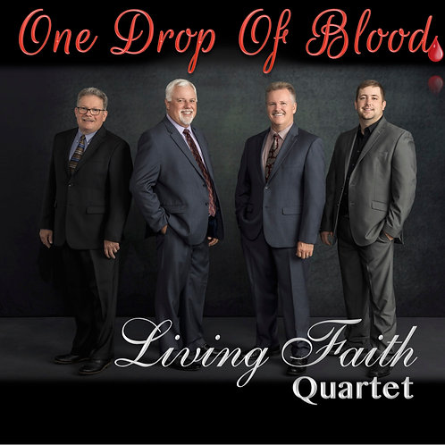 One Drop Of Blood CD