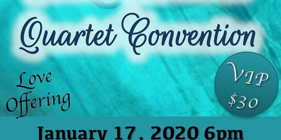 North Alabama Quartet Convention
