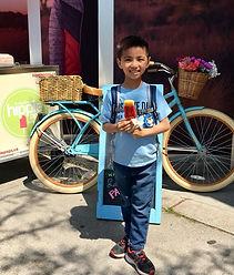 kids hippie pops downtown oakville popsi