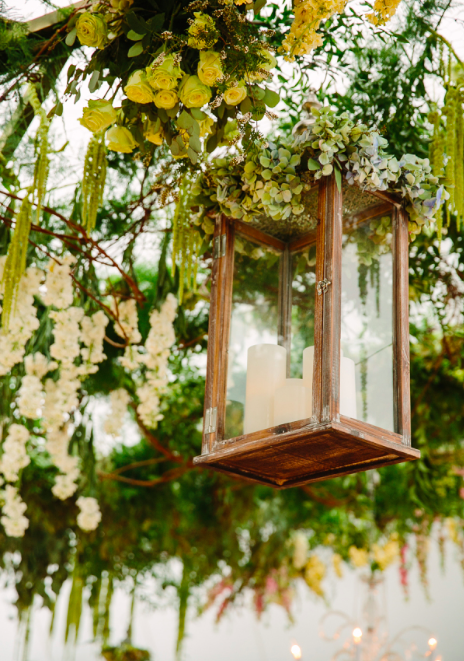 Wedding Garden Detail