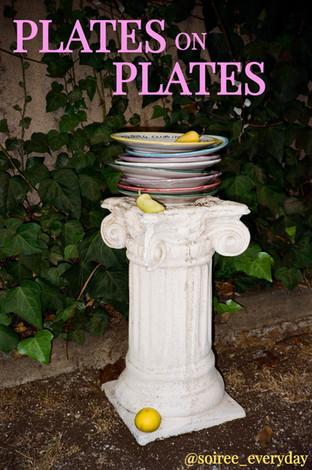 PLATES on PLATES