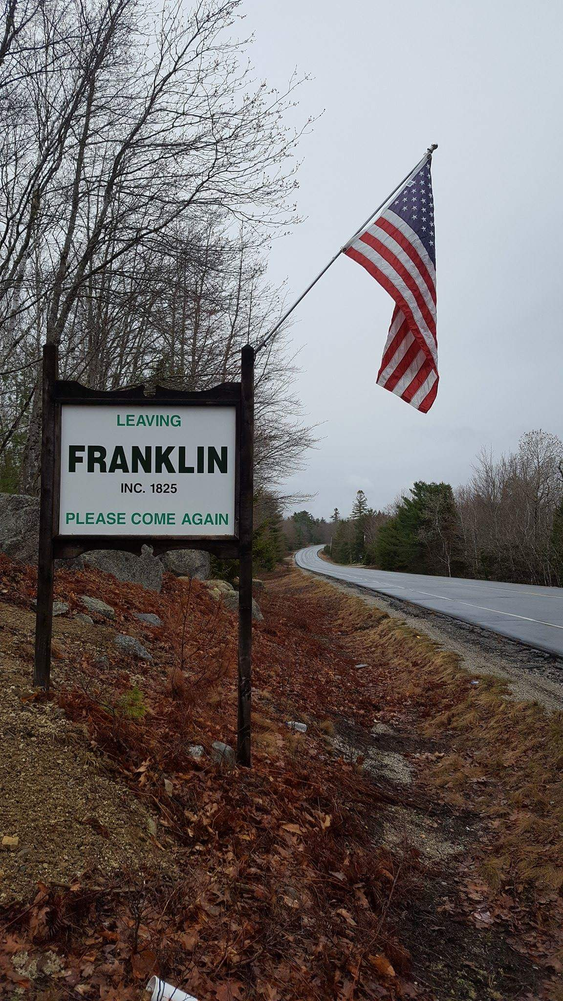 FLAGS OVER FRANKLIN 2017