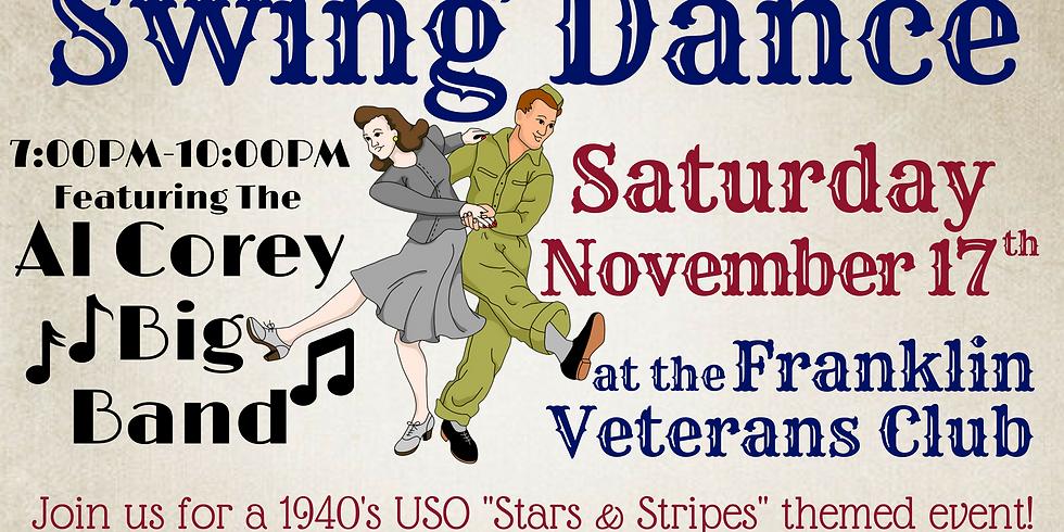Stars & Stripes Swing Dance