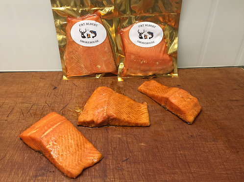 Smoked Roasted Salmon