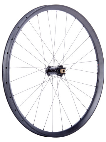 Syntace C33i front wheel (carbon rim)