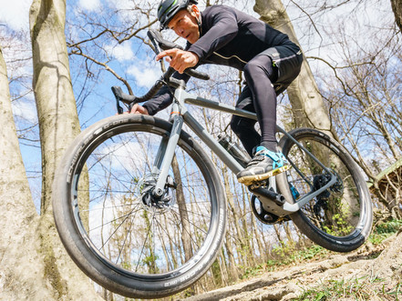 OPEN Cycle Introduces a 3rd Gravel bike, the OPEN WI.DE.