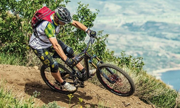 Bike legend Hans Rey's choice!