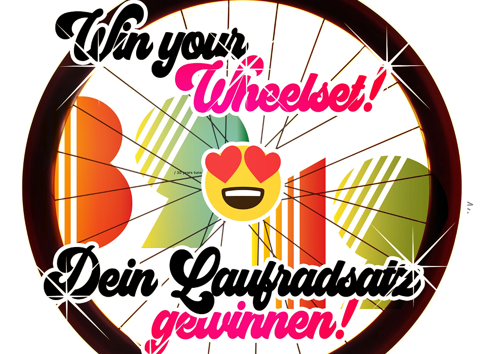 TUNE Win Your Wheelset