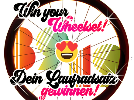 Win Your Ultimate Wheelset thanks to TUNE