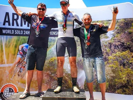 Matt Ackland: Australian Singlespeed National Champion