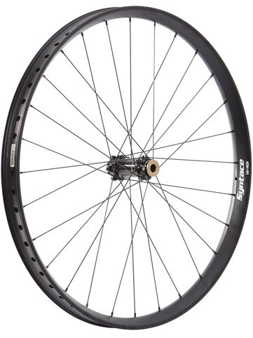 Syntace W series front wheel
