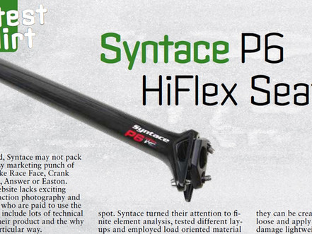Syntace P6 tested by Mountainbiking Australia